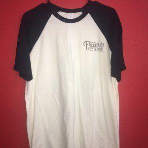 Freehand x V. Steiner Peacock XL Unisex Tshirt
